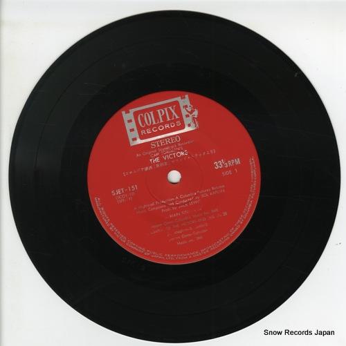 KAPLAN, SOL the victors SJET-151 - disc