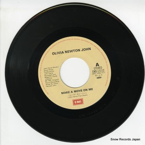 NEWTON-JOHN, OLIVIA make a move on EMS-17212 - disc