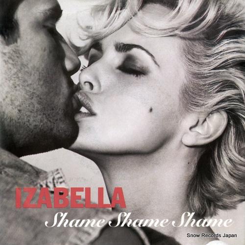 IZABELLA shame shame shame 115160 - front cover
