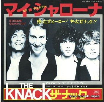 KNACK, THE my sharona