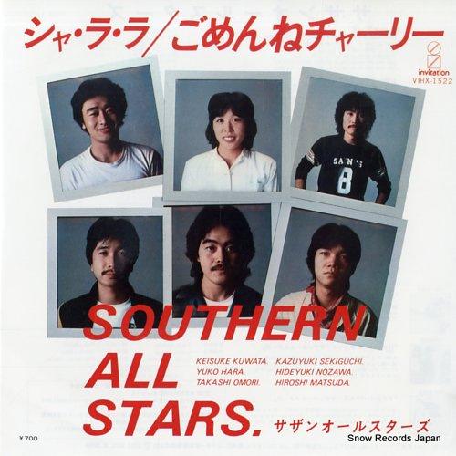 SOUTHERN ALL STARS sha la la
