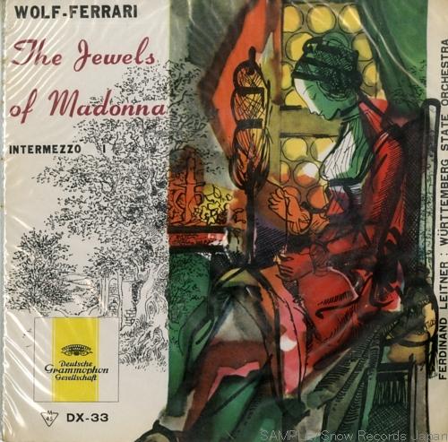 アンドレ・クリュイタンス ヴォルフ=フェラーリ:「マドンナの宝石」間奏曲第1番