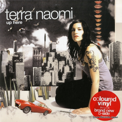 TERRA NAOMI up here 1754016 - front cover