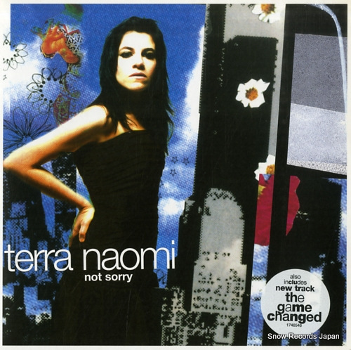 TERRA NAOMI not story 1746546 - front cover
