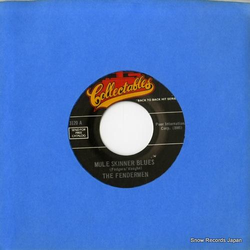FENDERMEN, THE mule skinner blues C3120 - front cover