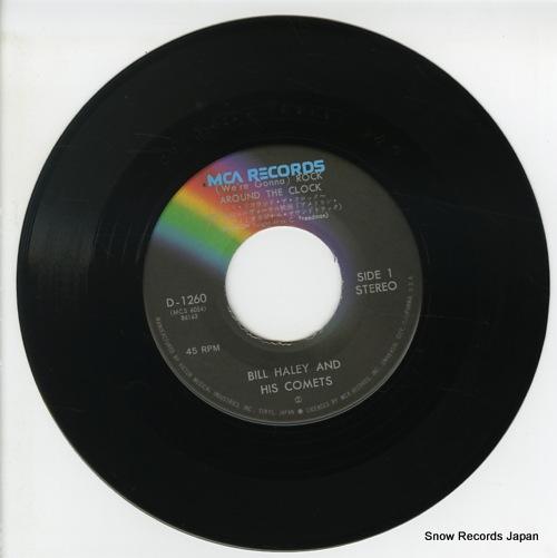 HALEY, BILL (we're gonna)rock around the clock D-1260 - disc