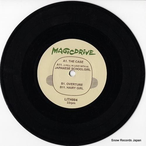 MAGICDRIVE hotel transatlantique LITH004 - disc