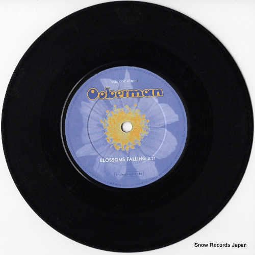 OOBERMAN blossoms falling ISOM-26S - disc
