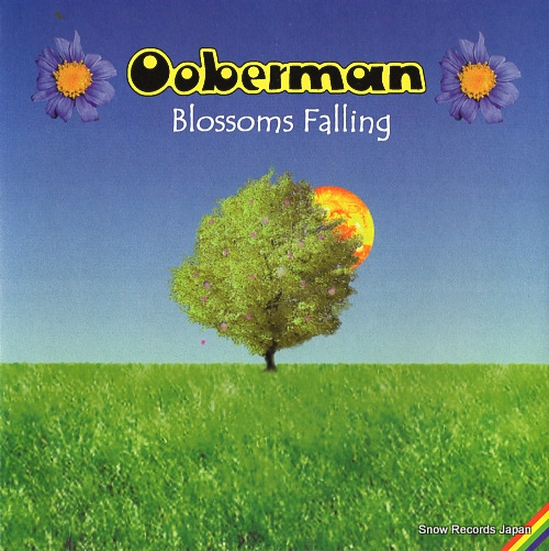 OOBERMAN blossoms falling ISOM-26S - front cover