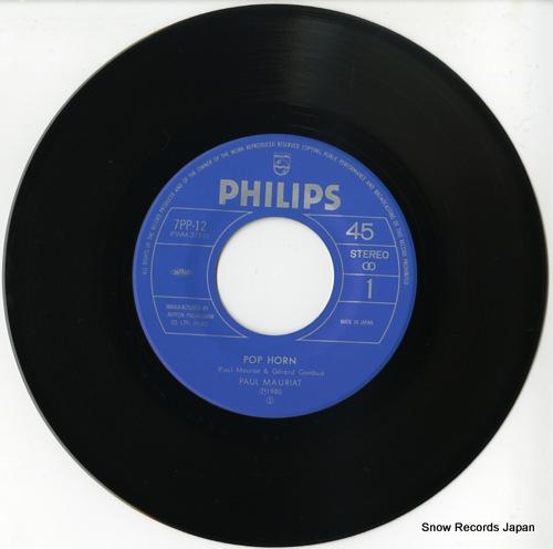 MAURIAT, PAUL pop horn 7PP-12 - disc
