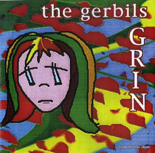 GERBILS, THE grin SM-003 - front cover