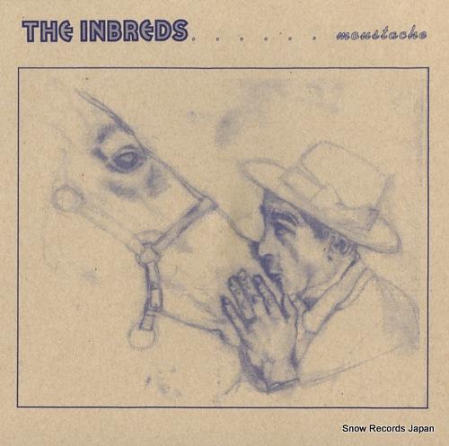INBREDS, THE moustache MUR-029 - front cover