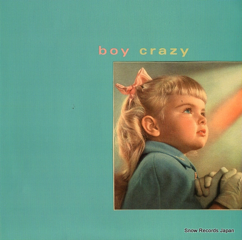 BOY CRAZY last thursday MMR002 - front cover