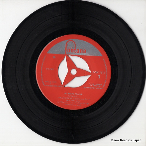 V/A badarczewska; maiden's prayer FON-1511 - disc