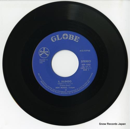 ROSSO, NINI il silenzio VIP-1033 - disc