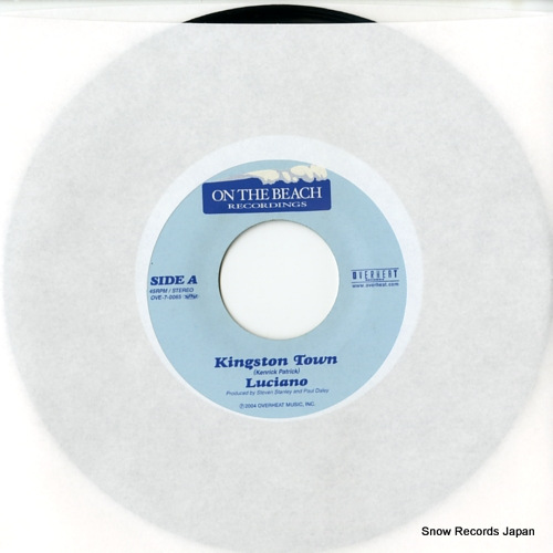 LUCIANO kingston town OVE-7-0065 - front cover