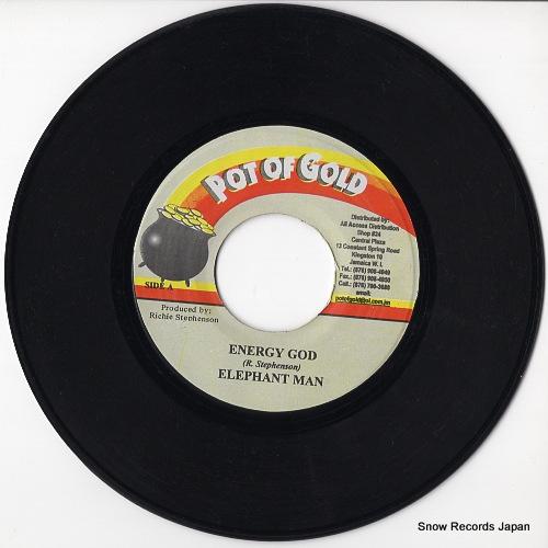 ELEPHANT MAN energy god DSRASIDE-3351 - disc