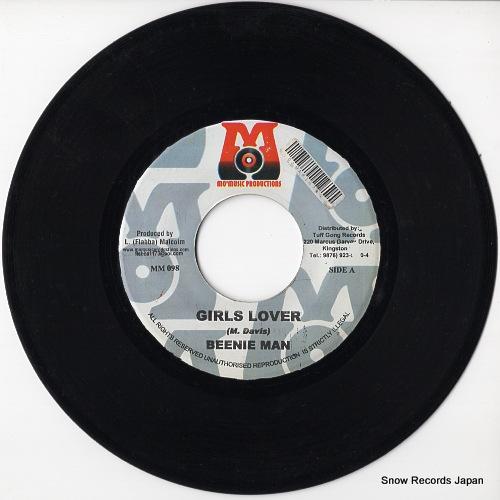 BEENIE MAN girls lover MM098 - disc