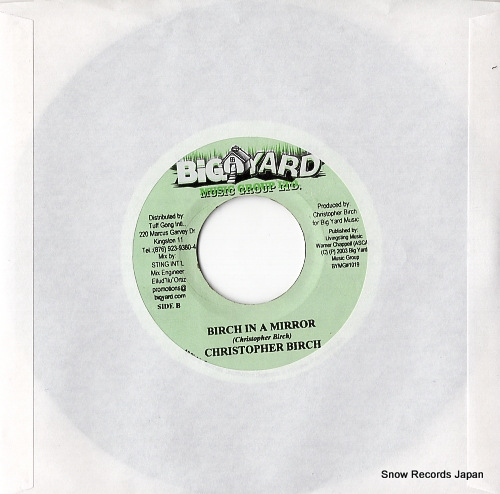 BEENIE MAN l.o.v.e. BYMG-1011 / BYMG-1019 - back cover