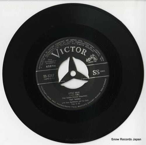 SEDAKA, NEIL little devil SS-1267 - disc