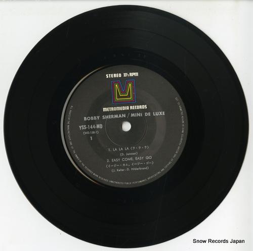 SHERMAN, BOBBY mini deluxe YSS-144-MD - disc