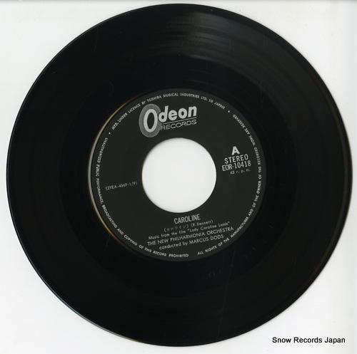 DODS, MARCUS caroline EOR-10418 - disc