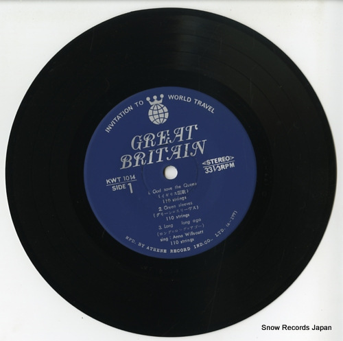 V/A great britain KWT1014 - disc