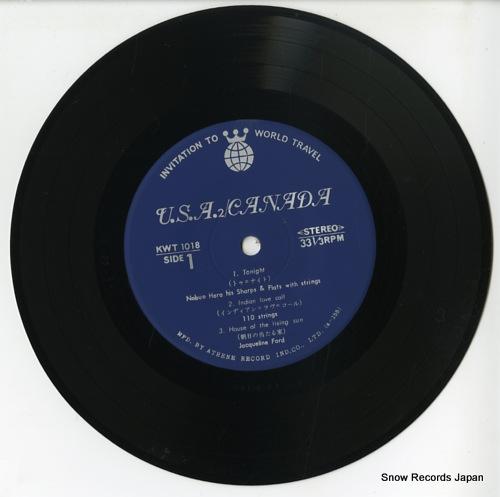 V/A usa2 canada KWT1018 - disc