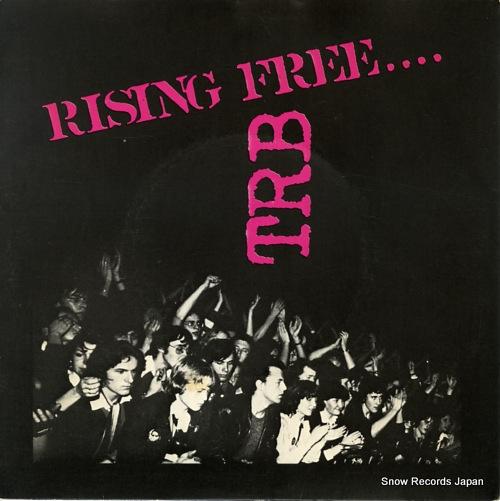 トム・ロビンソン・バンド rising free EMI2749