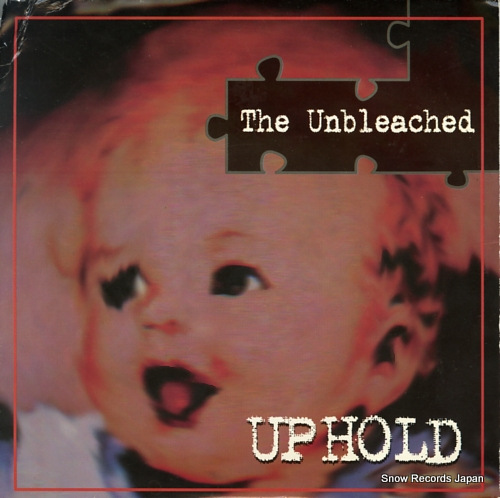 THE UNBLEACHED up hold SL-009