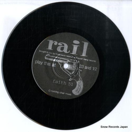 RAIL rolling little joe SM-001 - disc