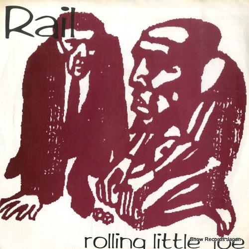 RAIL rolling little joe SM-001 - front cover