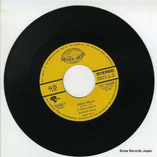 VIDAL, DANIELE jingle bells HIT-1940 - disc