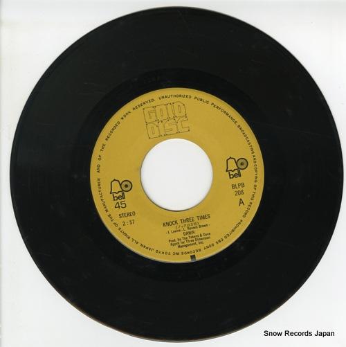 DAWN knock three times BLPB-208 - disc