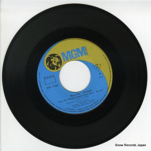 SAVINA, CARLO ben-hur prelude DM-1166 - disc
