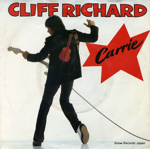 RICHARD, CLIFF carrie 1C006-07188 - front cover