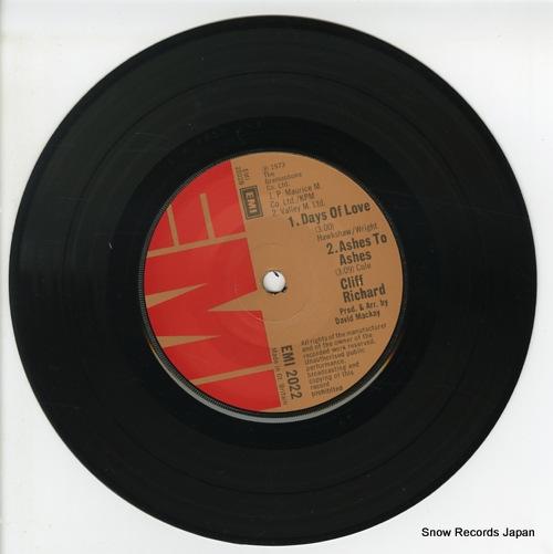 RICHARD, CLIFF eurovision special EMI2022 - disc