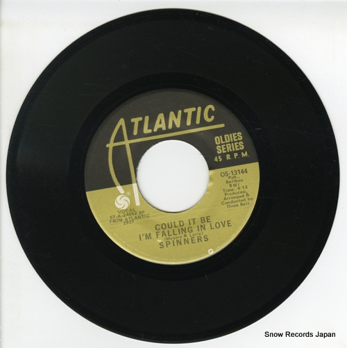 SPINNERS, THE could it be i'm falling in love OS-13144 - disc