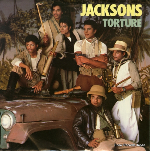 ジャクソンズ torture 34-04575