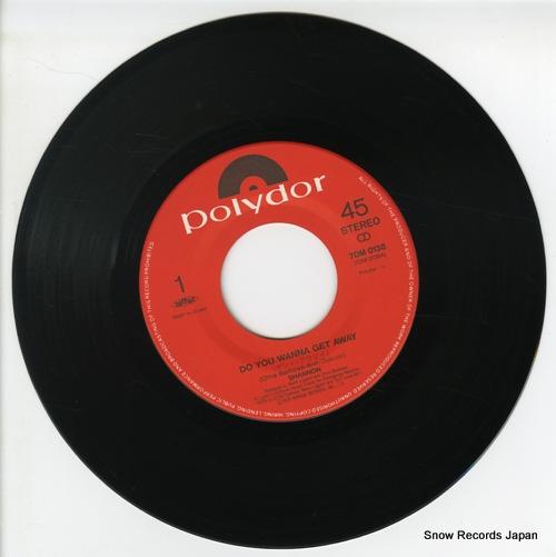 SHANNON do you wanna get away 7DM0138 - disc