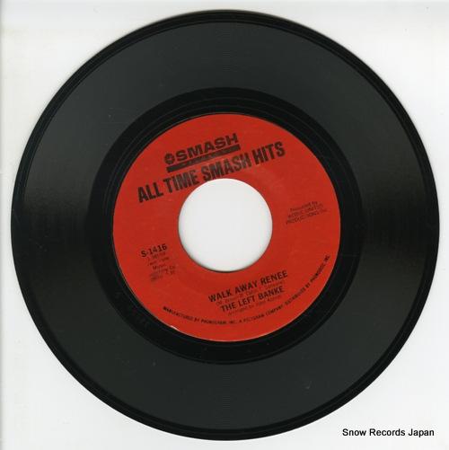 LEFT BANKE, THE walk away renee S-1416 - disc