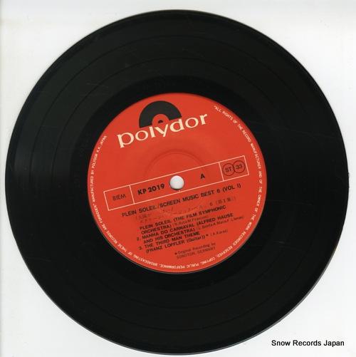 V/A screen music best 6 vol.1 KP2019 - disc