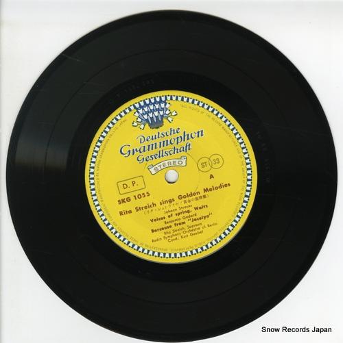 リタ・シュトライヒ 黄金の旋律集 SKG-1055