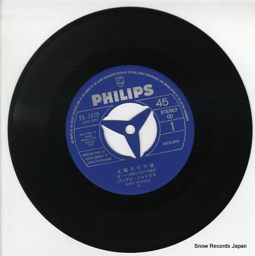 PURPLE SHADOWS doyobi no gogo FS-1070 - disc