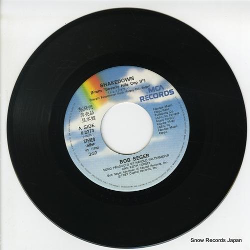 SEGER, BOB shakedown P-2273 - disc