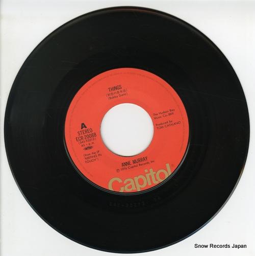 MURRAY, ANNE things ECR-20088 - disc