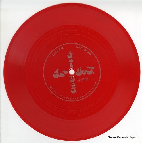 TULIP konnichiwa tulip desu DKS-0669 - disc