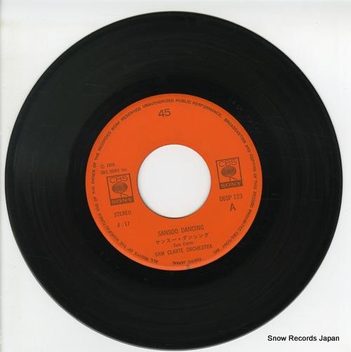CLARTE, SAM sansoo dancing 06SP123 - disc