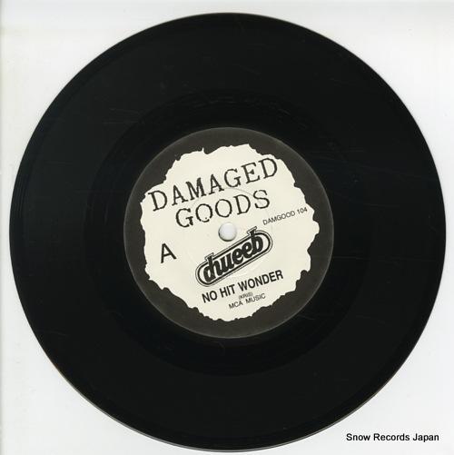 DWEEB no hit wonder DAMGOOD104 - disc