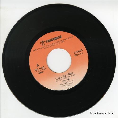 TAMURA, YU let's go! okada RE-526 - disc